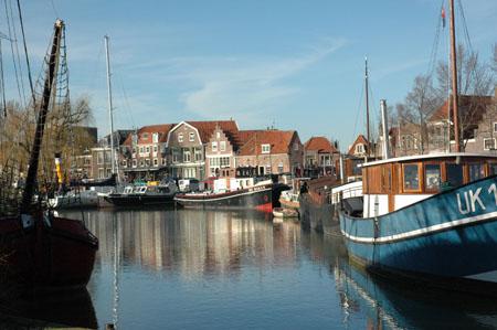 marijkebeek Enkhuizen Oude Haven-450