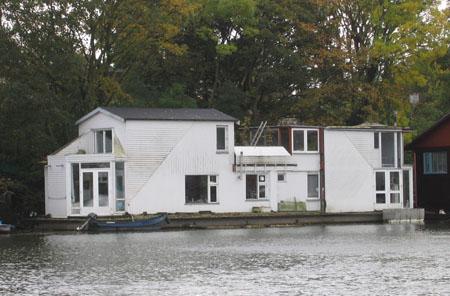 marijkebeek wonen op een vaartuig.450